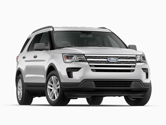 2019 Ford Base 4WD - Special Offer
