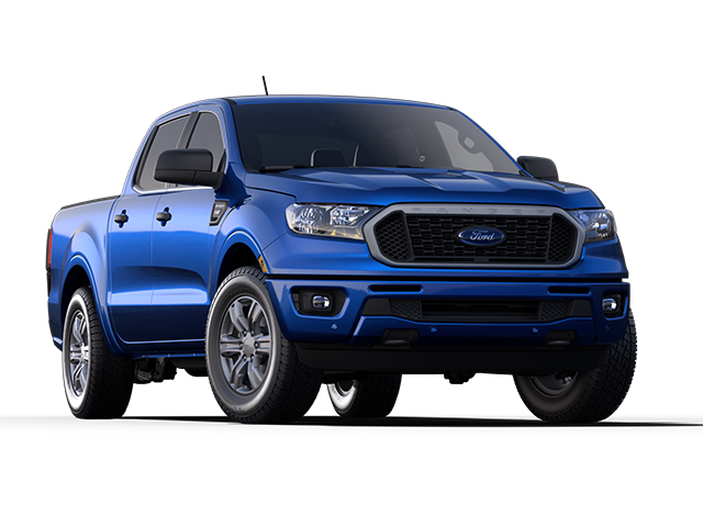 2019 Ford XLT 4WD Supercrew Short Box - Special Offer