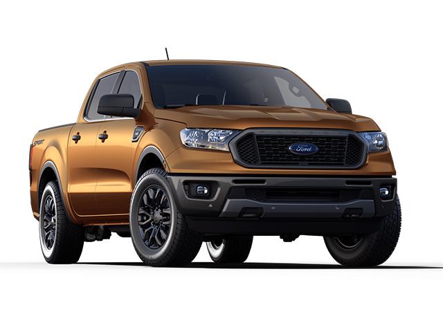 2019 Ford Ranger XLT 4WD Supercrew Short Box