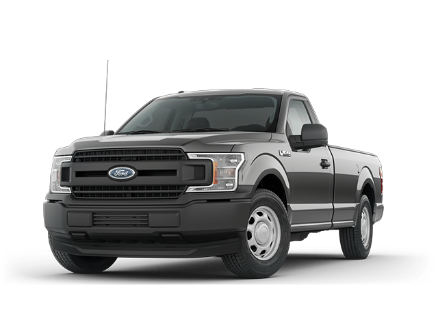 2019 Ford XL Regular Cab Long Box 4X4 - Special Offer