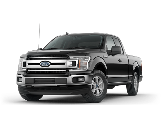 2019 Ford F-150 XLT SuperCab Standard Box 4X4