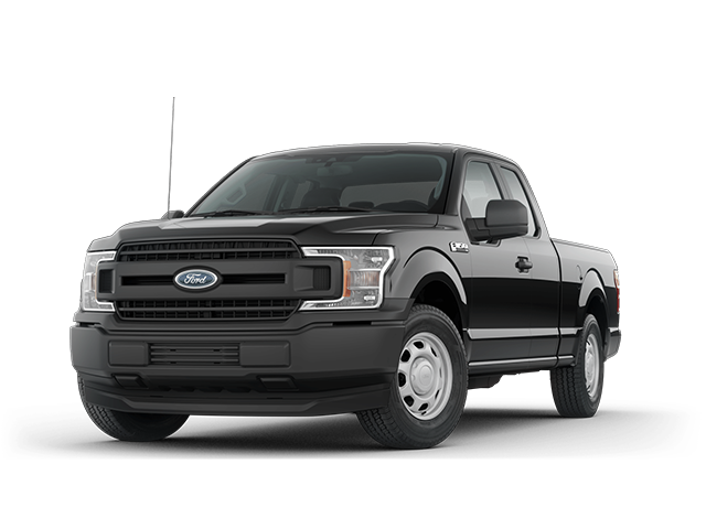2019 Ford F-150 XL SuperCab Standard Box 4X4