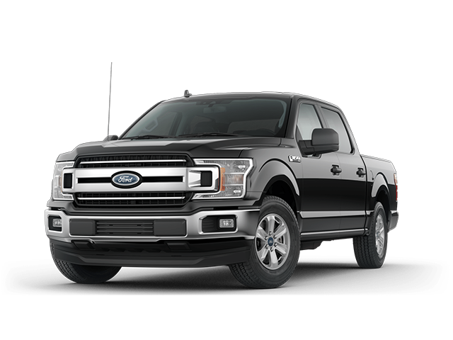 2019 Ford F-150 XLT SuperCrew Short Box 4X4