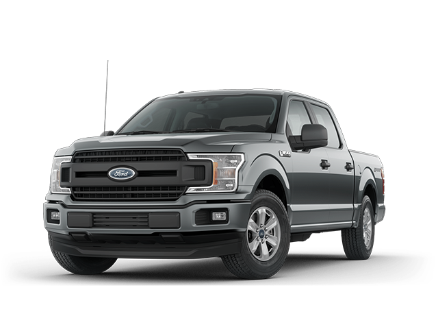 2019 Ford F-150 XL SuperCrew Short Box 4X4