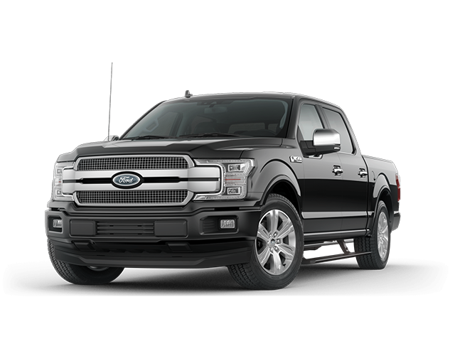 2019 Ford Platinum SuperCrew Short Box 4X4 - Special Offer