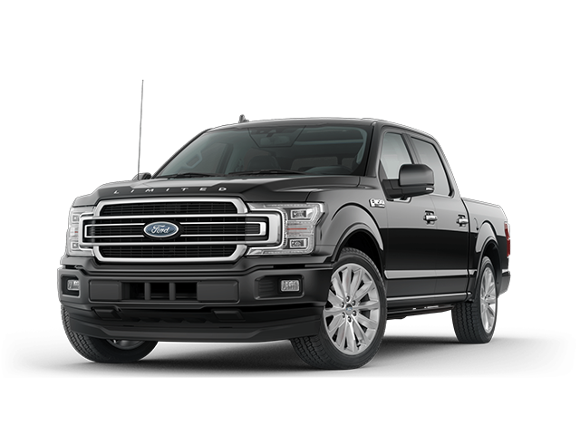 2019 Ford Limited SuperCrew Short Box 4X4 - Special Offer