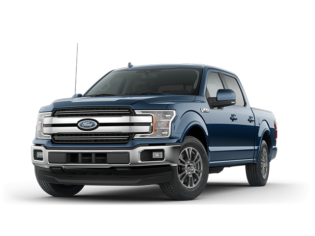2019 Ford F-150 Lariat SuperCrew Short Box 4X4