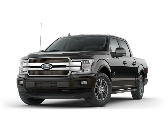 2019 Ford King Ranch SuperCrew Short Box 4X4 - Special Offer