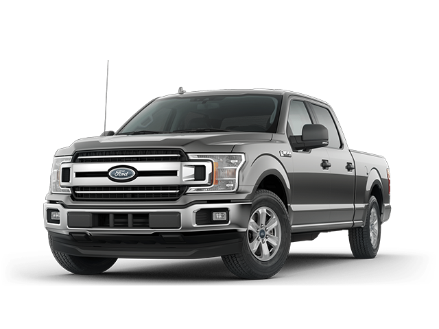 2019 Ford XLT SuperCrew Standard Box 4X4 - Special Offer