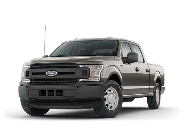 2019 Ford XL SuperCrew Standard Box 4X4 - Special Offer