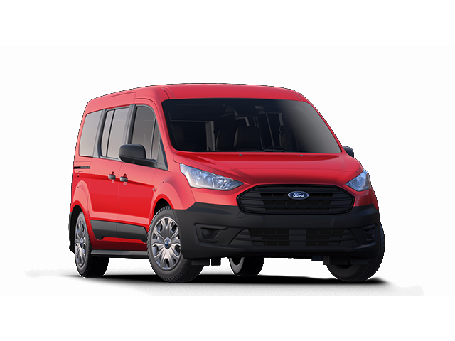 2019 Ford Transit Connect XL Passenger Wagon Extended Rear Symmetrical Doors
