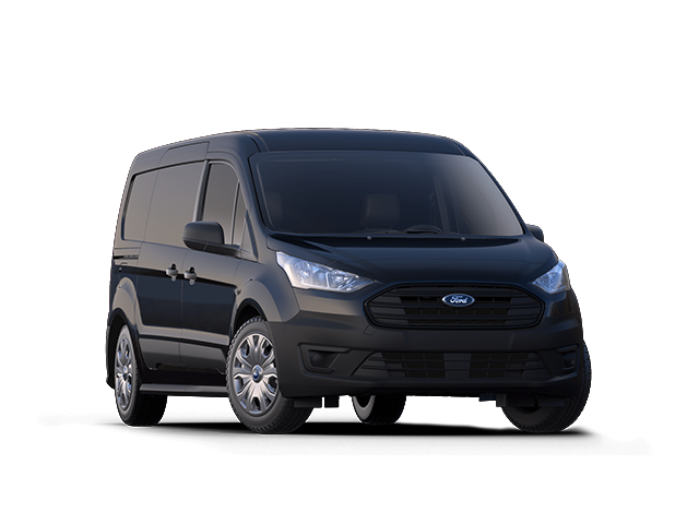 2019 Ford Transit Connect XL Cargo Van Extended Rear Symmetrical Doors