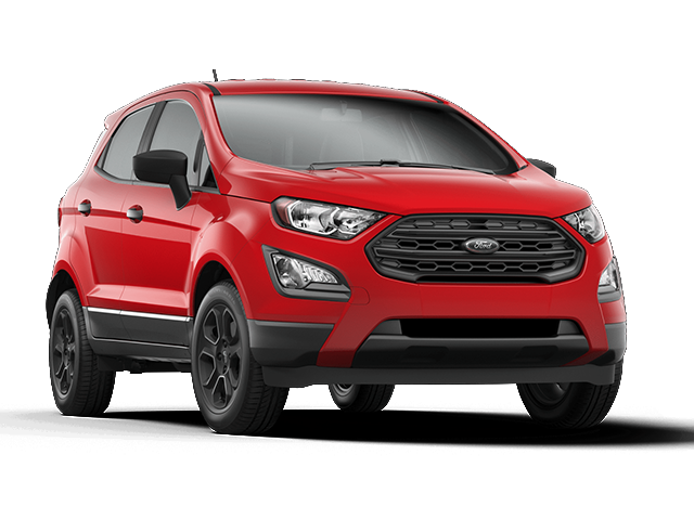 2019 Ford EcoSport  - Special Offer