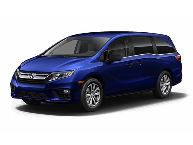 2019 Honda Odyssey LX 3.5L Auto