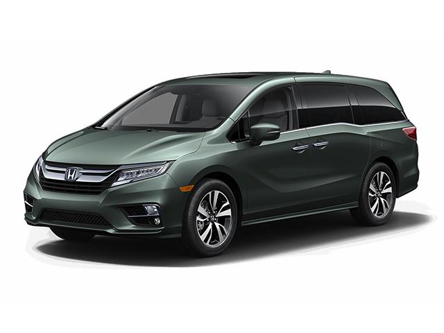 2019 Honda Odyssey Elite 3.5L Auto