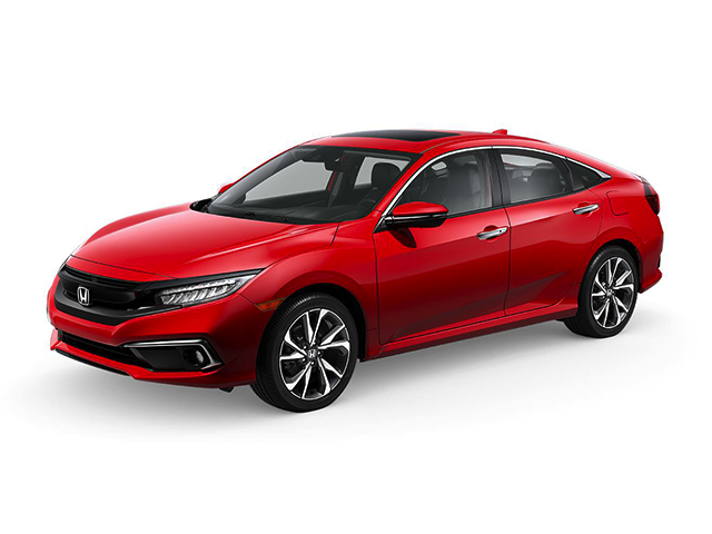 2019 Honda Civic Sedan Touring 1.5L CVT