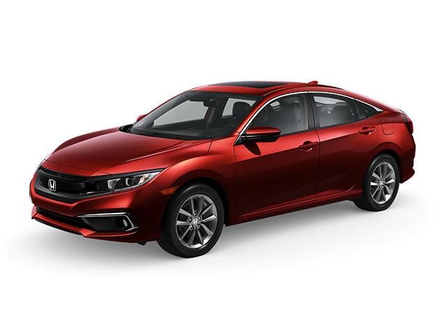 2019 Honda Civic Sedan EX 1.5L CVT