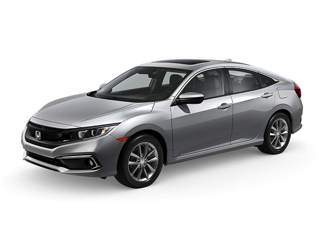 2019 Honda Civic Sedan EX-L 1.5L CVT