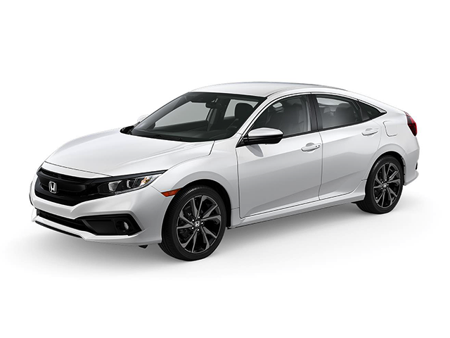 2019 Honda Civic Sedan Sport 2.0L Manual