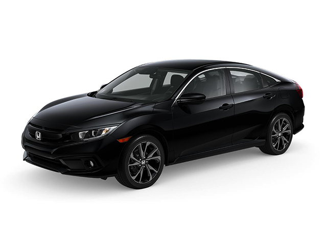 2019 Honda Civic Sedan Sport 2.0L CVT