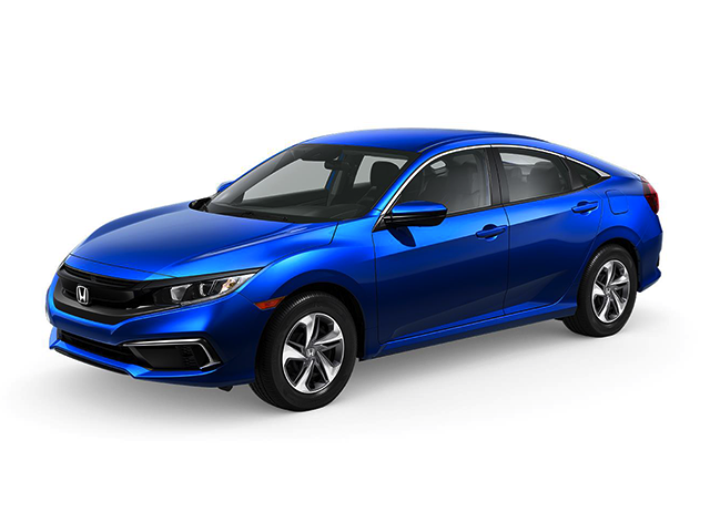 2019 Honda Civic Sedan LX 2.0L CVT