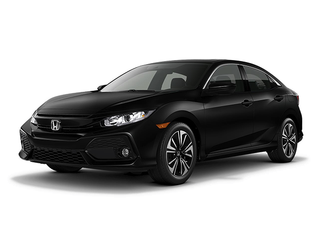 2019 Honda Civic Hatchback EX 1.5L CVT
