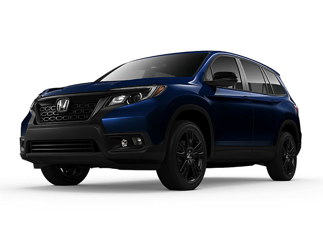 New Honda Passport Lease Offers in Naples FL