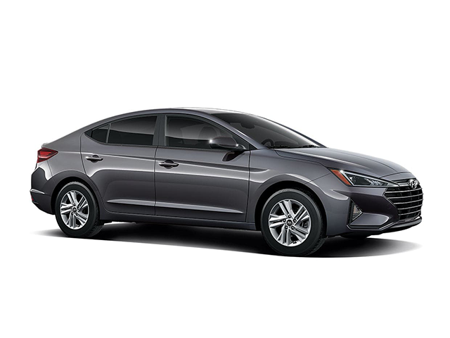 2019 Hyundai Elantra SEL Auto Galactic Gray Black Cloth OPTION GROUP 01  GALACTIC GRAY  BLACK