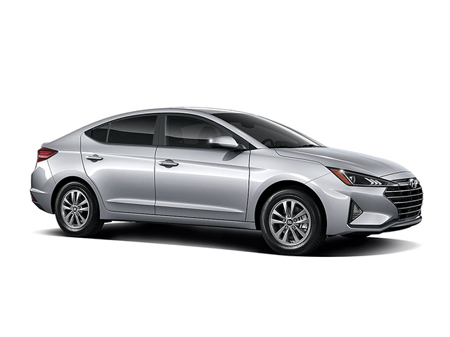 2019 Hyundai Elantra ECO Symphony Silver Black Cloth OPTION GROUP 01  SYMPHONY SILVER  BLACK