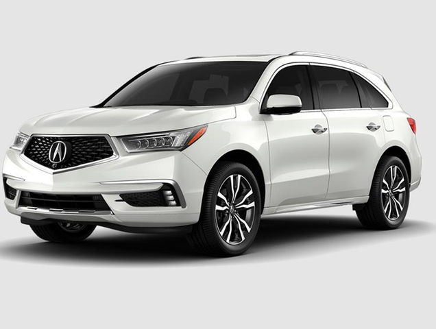 Acura MDX Special Offers Acura Of Huntington - Acura mdx for lease