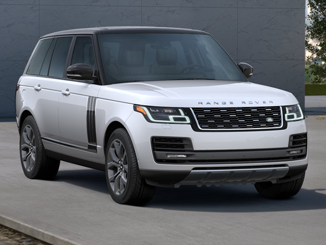 2019 Land Rover V8 Supercharged - Special Offer