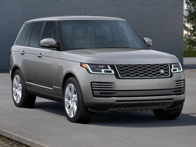 2019 Land Rover V6 Supercharged - Special Offer