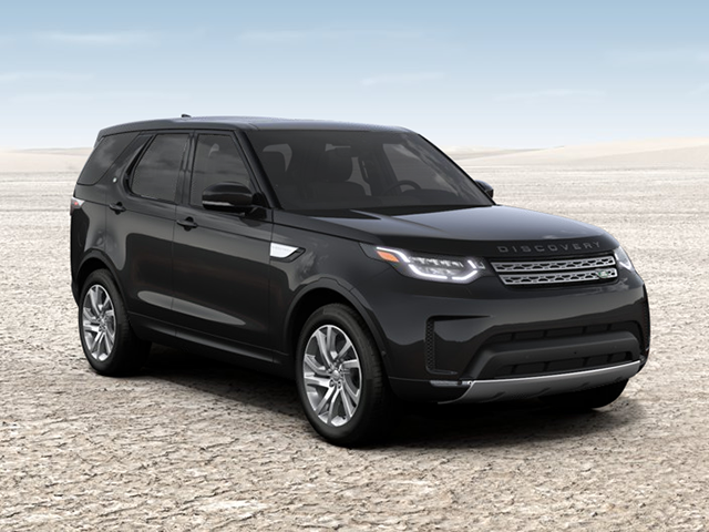 2019 Land Rover Discovery HSE