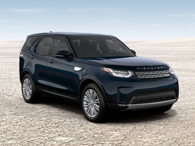2019 Land Rover Discovery Luxury V6 Supercharged
