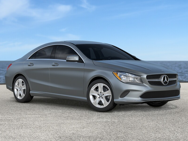 2019 Mercedes-Benz CLA 250 4MATIC Coupe - Special Offer