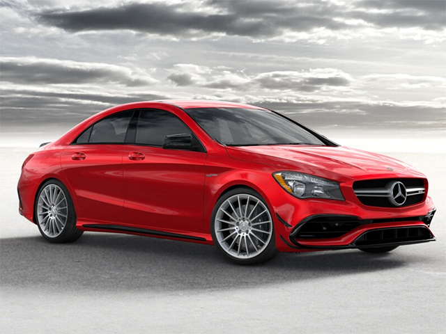 2019 Mercedes-Benz AMG CLA 45 Coupe - Special Offer