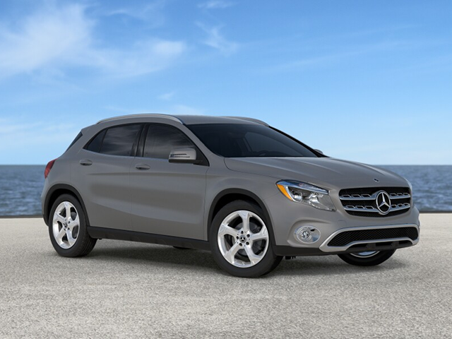 2019 Mercedes-Benz GLA GLA 250 4MATIC SUV - Special Offer