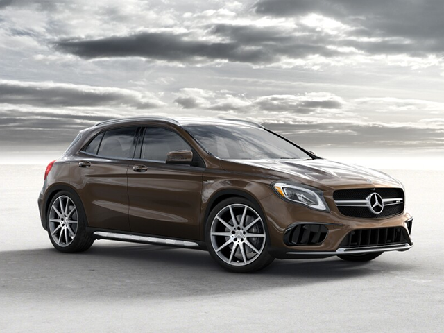 2019 Mercedes-Benz AMG GLA 45 SUV - Special Offer