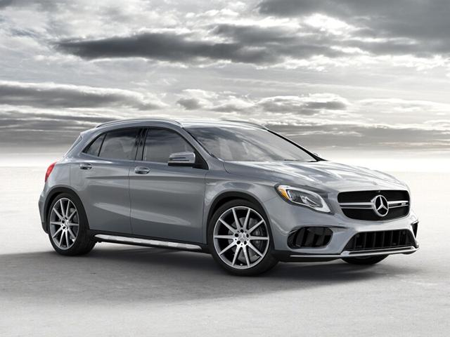 2019 Mercedes-Benz AMG GLA 45 SUV - Special Offer