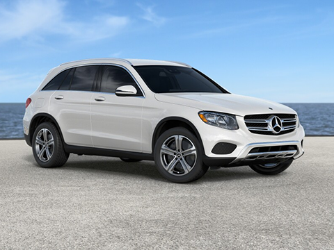 2019 Mercedes-Benz GLC 300 4MATIC SUV - Special Offer