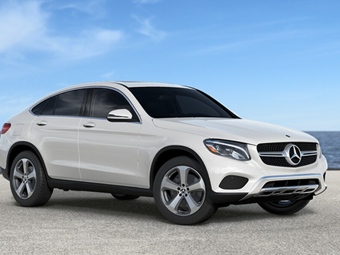 2019 Mercedes-Benz GLC 300 4MATIC Coupe - Special Offer