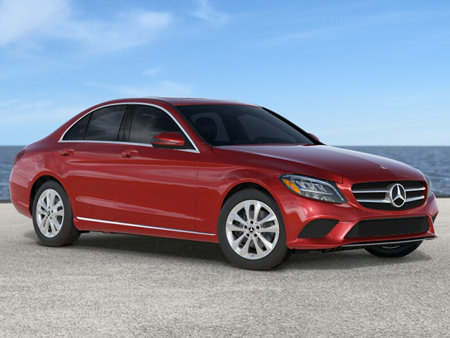 2019 Mercedes-Benz C 300 4MATIC Sedan - Special Offer