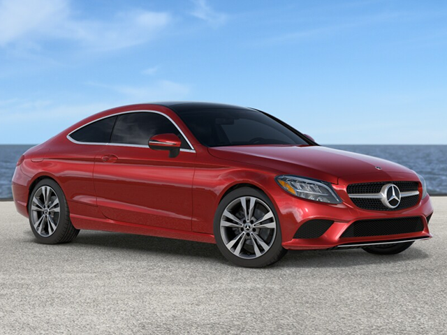 2019 Mercedes-Benz C 300 4MATIC Coupe - Special Offer