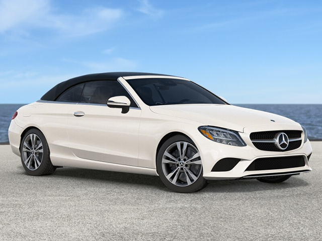 2019 Mercedes-Benz C 300 Cabriolet - Special Offer