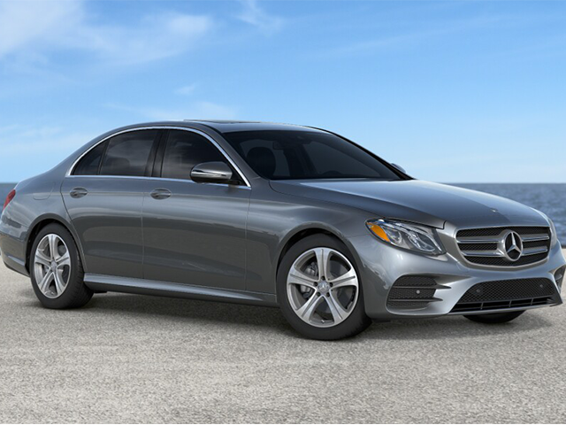 2019 Mercedes-Benz E 300 4MATIC Sedan - Special Offer