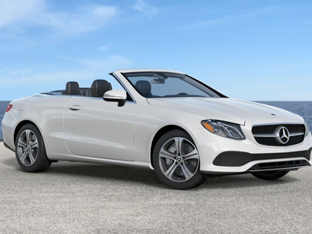 2019 Mercedes-Benz E 450 Cabriolet - Special Offer