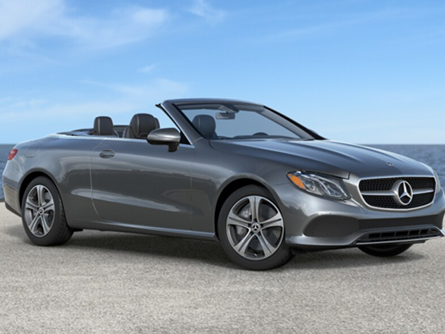 2019 Mercedes-Benz E 450 4MATIC Cabriolet - Special Offer