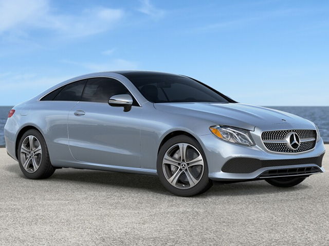 2019 Mercedes-Benz E 450 4MATIC Coupe - Special Offer