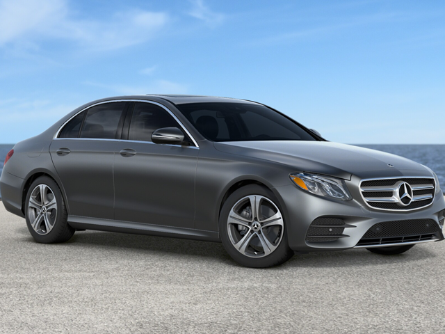2019 Mercedes-Benz E 450 4MATIC Sedan - Special Offer