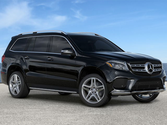 2019 Mercedes-Benz GLS GLS 550 4MATIC SUV